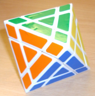 3x3x3 Octaèdre