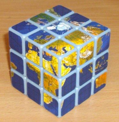 3x3x3 Terre