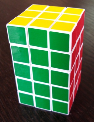 3x3x5 Extended.