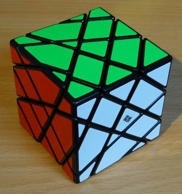 4x4x4 Axis Cube