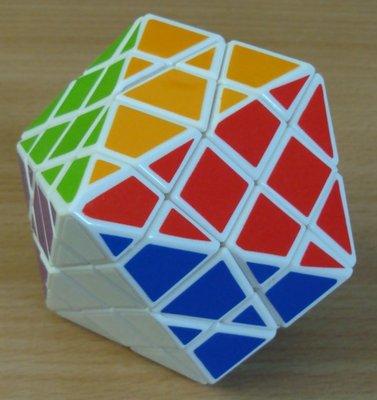 4x4x4 Diamant
