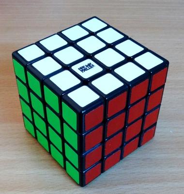4x4x4 Moyu Weisu