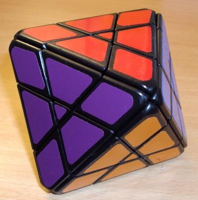 4x4x4 Octaèdre