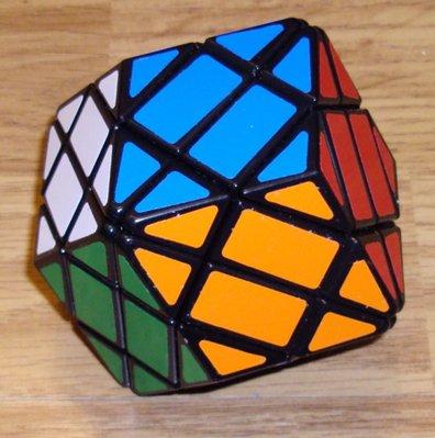 4x4x4 Dodécaèdre rhombique