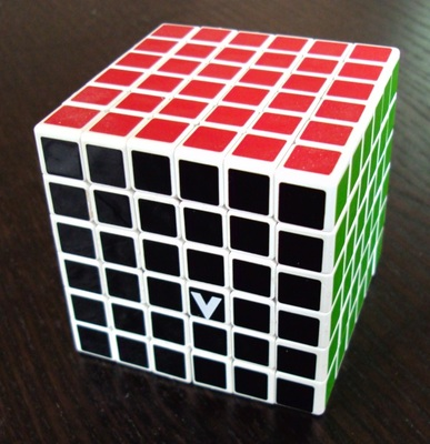 6x6x6 de marque V-Cube.