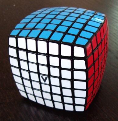 7x7x7 de marque V-Cube.