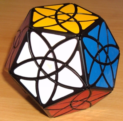 Bauhinia Dodecahedron