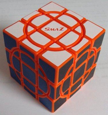 Crazy 3x3x3