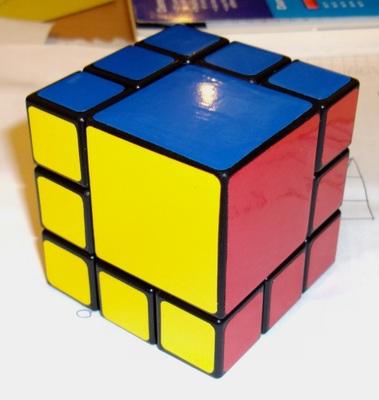 * Fused Cube.