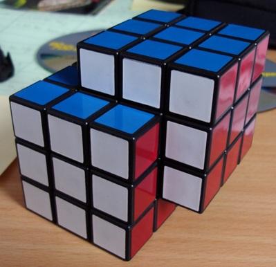 * Siamois (ou Fused Cubes).