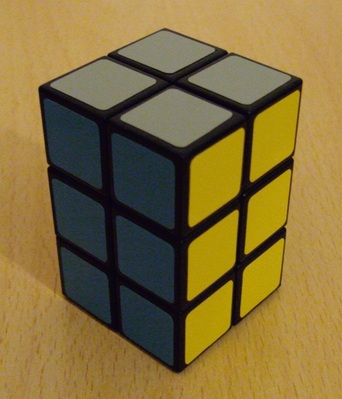 Tower Cube (2x2x3).